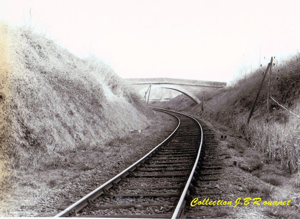 2 P.k.16.9 (ancien tracé) 1961/69 Contournement de Colomiers 13_img10