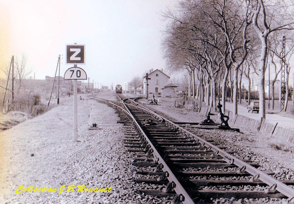 2 P.k.16.9 (ancien tracé) 1961/69 Contournement de Colomiers 14_img10