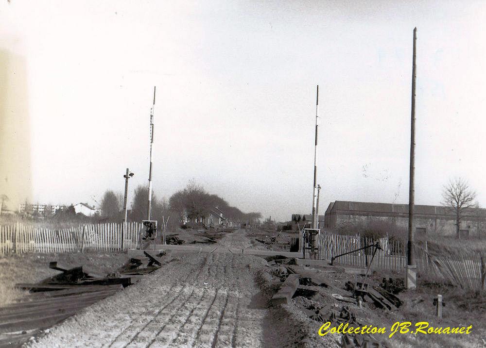2 P.k.16.9 (ancien tracé) 1961/69 Contournement de Colomiers 15_img10