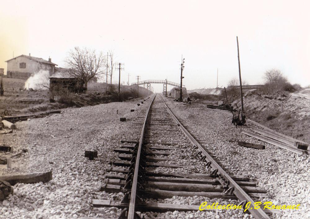 3  P.k.16.4 (nouveau tracé) 1961/69 Contournement de Colomiers. 20_nou10