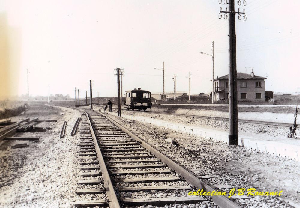 3  P.k.16.4 (nouveau tracé) 1961/69 Contournement de Colomiers. 25_nou10