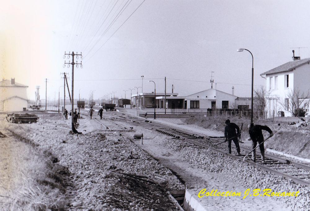 3  P.k.16.4 (nouveau tracé) 1961/69 Contournement de Colomiers. 29_ent10