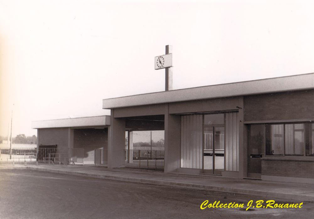 3  P.k.16.4 (nouveau tracé) 1961/69 Contournement de Colomiers. 30_gar10
