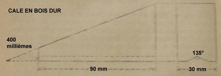 Niveau de pointage Mle 1888 Niveau19