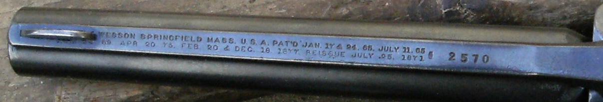 Smith & Wesson n°3 en 41 S&W Sw_41-13