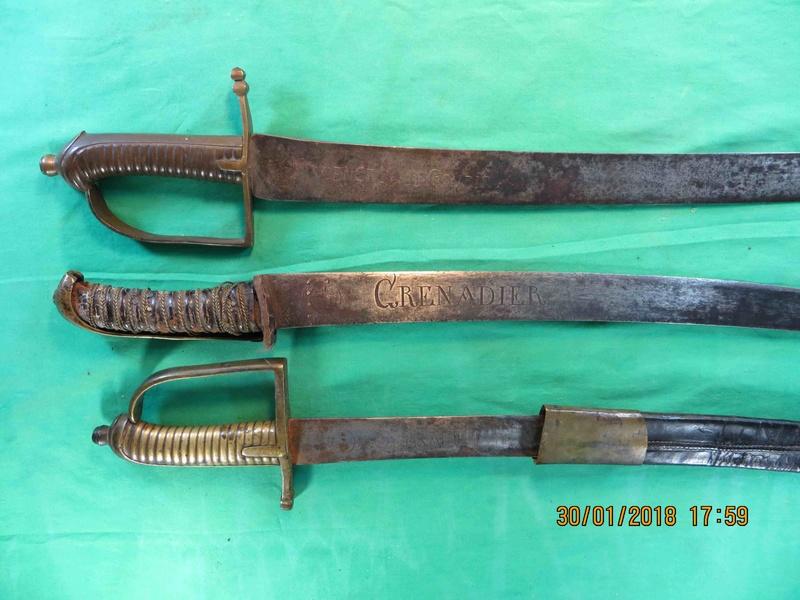 sabre de grenadier 1767  Img_7752