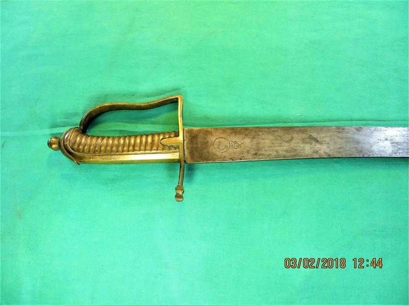 sabre de grenadier 1767  Img_7820