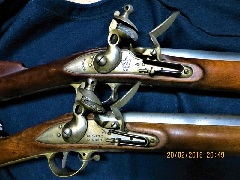 Brown Bess India Pattern 1812 - Page 2 Img_7910