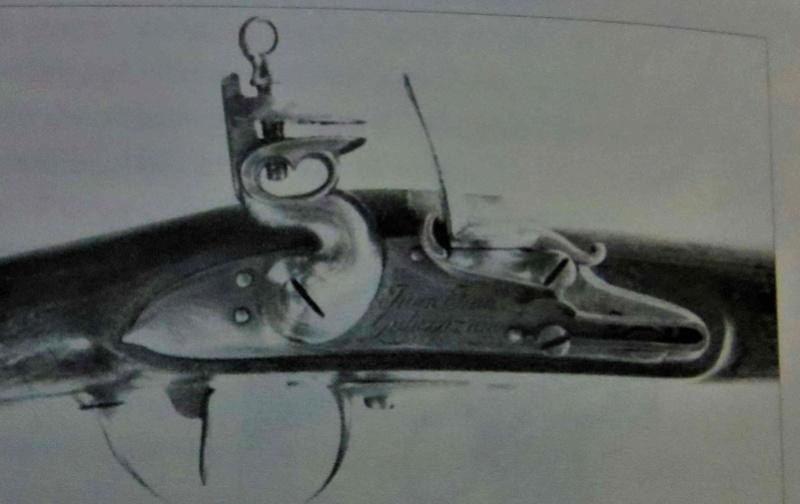 Identification d'une platine de pistolet inconnue fin XVIIIe ou début XIXe siècle. Img_8414