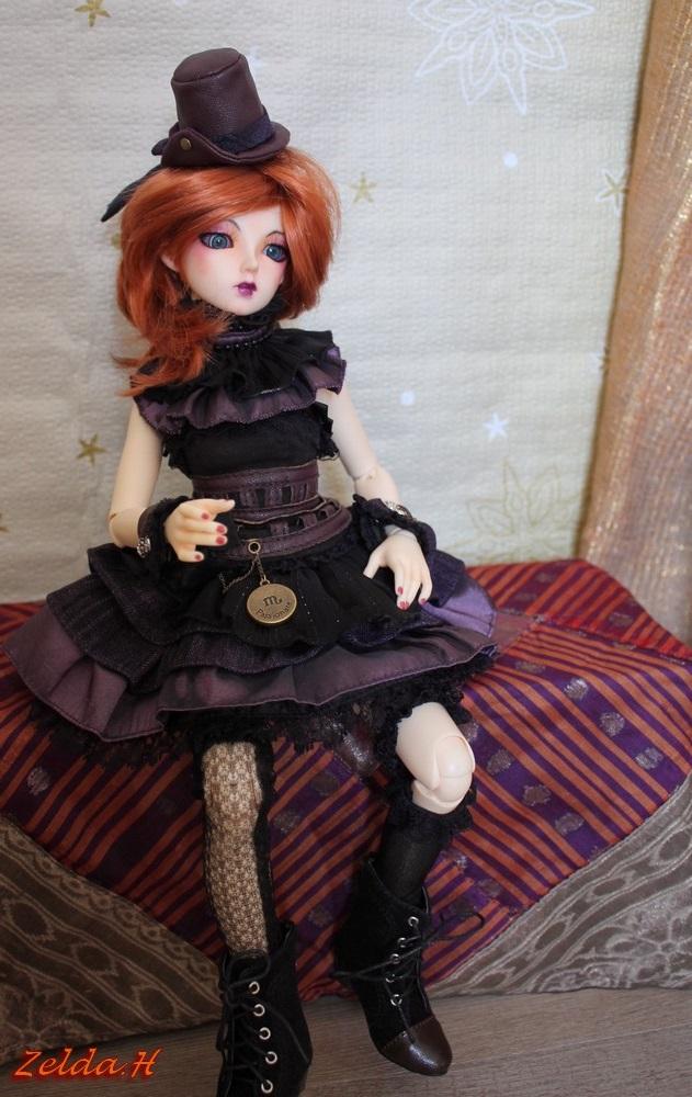 [Vend]SD Volks MSD Shoes Leeke Dollheart Set Nouveautés! Dollhe10