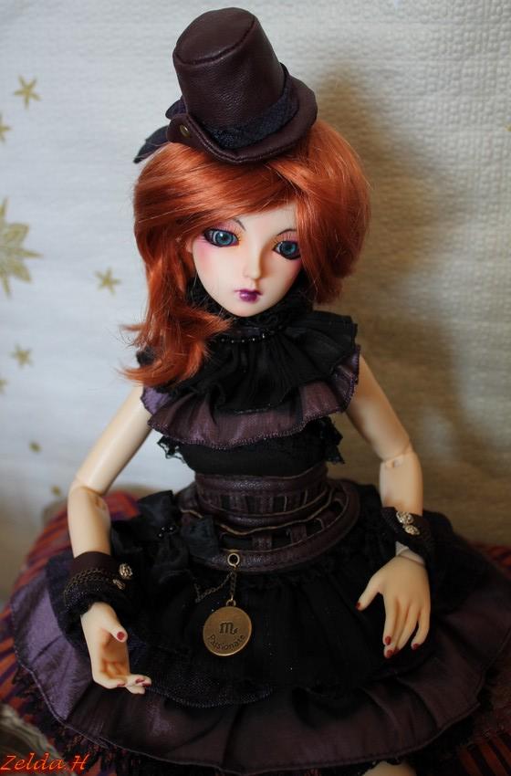 Ollow...Chapeau ! [Halloween 2014 MNF FL] Dollhe16