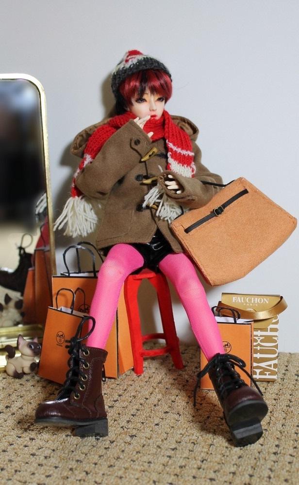 As du Shopping de Noël - S1: LA COURSE AUX CADEAUX Noel_211
