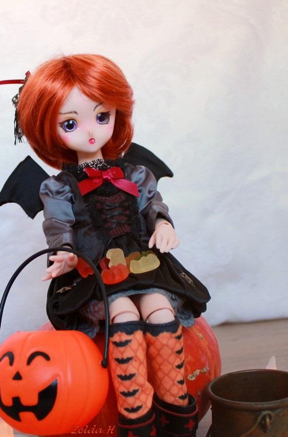 Okik'o...Prête pour Halloween [SQ-Lab Chibi Ren] Okiko_10