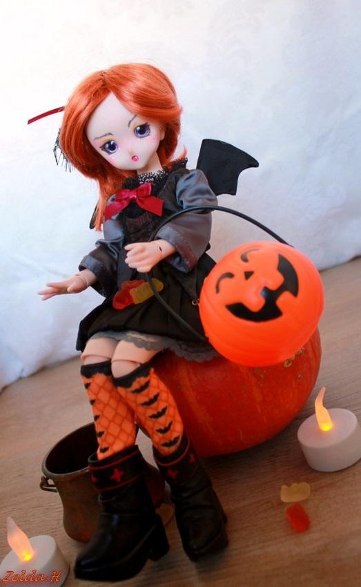 Okik'o...Prête pour Halloween [SQ-Lab Chibi Ren] Okiko_11