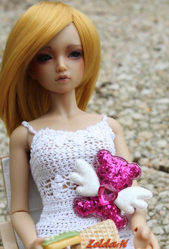 [V] Tiny & SD: DIM Azelia/Souldoll*Miracle doll/IMDA 52 ! Osami110