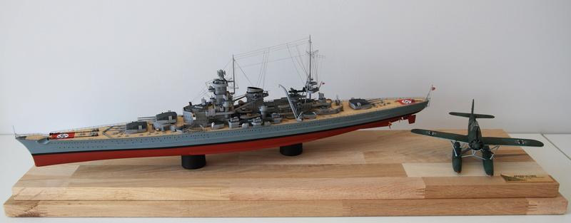 Scharnhorst 1/400 Heller opération Juno 1940  Img_0410