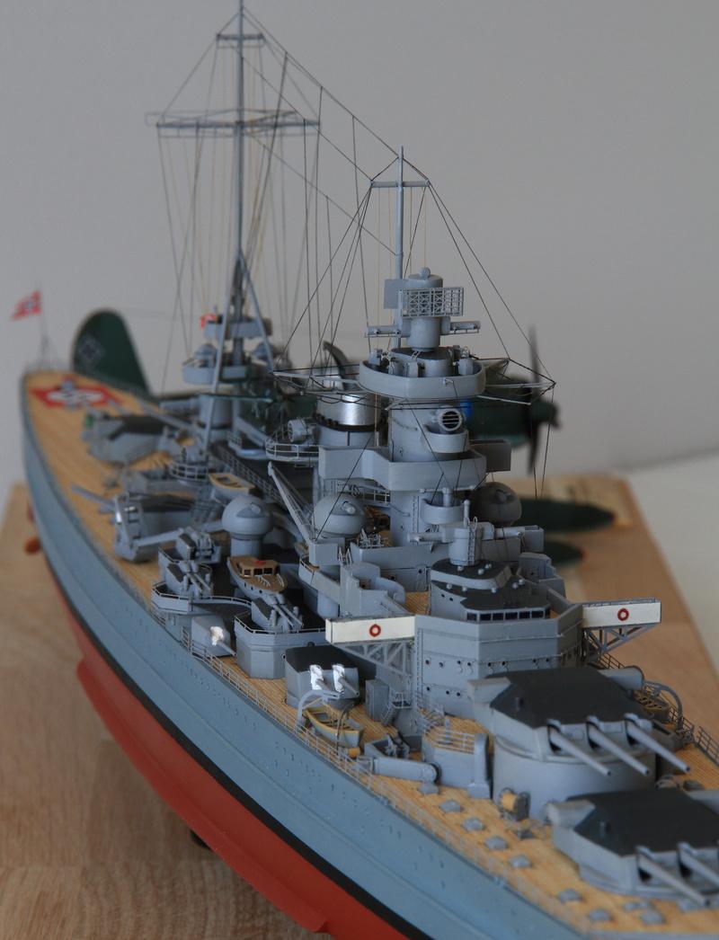 Scharnhorst 1/400 Heller opération Juno 1940  Img_0413