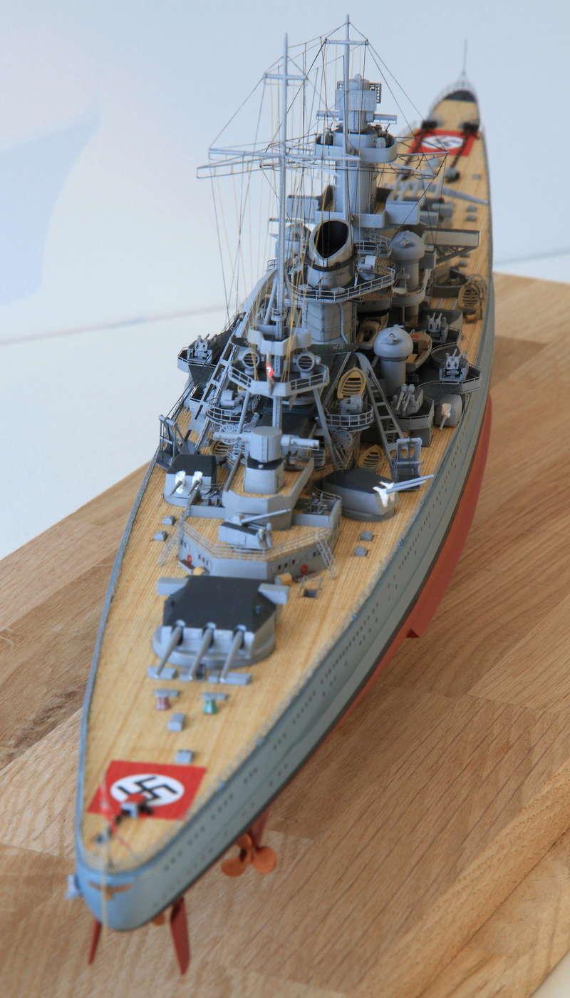 Scharnhorst 1/400 Heller opération Juno 1940  Img_0416