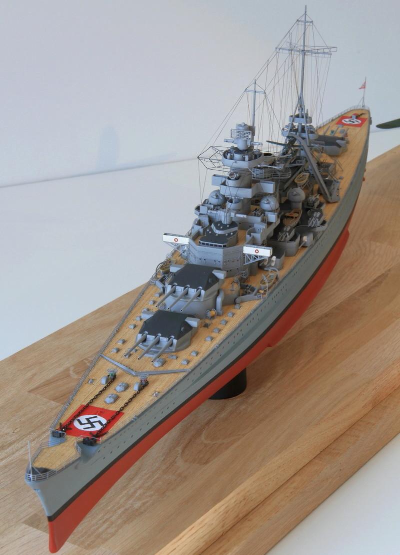 Scharnhorst 1/400 Heller opération Juno 1940  - Page 2 Img_0417