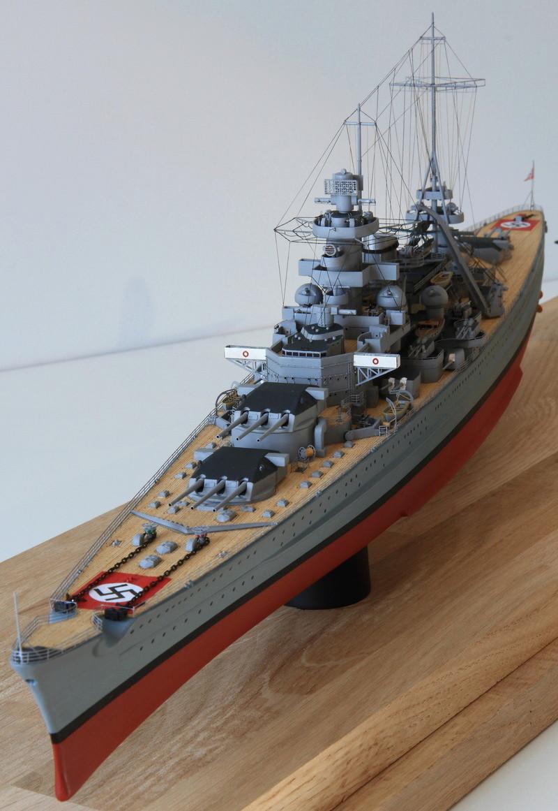 Scharnhorst 1/400 Heller opération Juno 1940  Img_0418