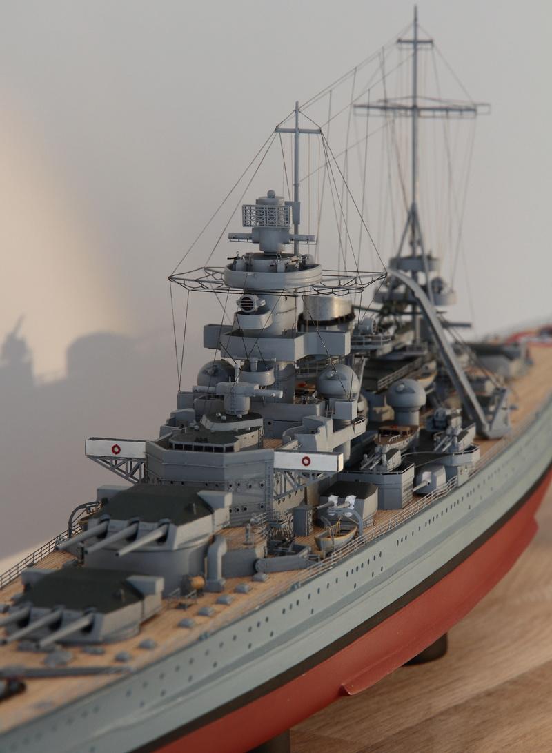 Scharnhorst 1/400 Heller opération Juno 1940  Img_0432