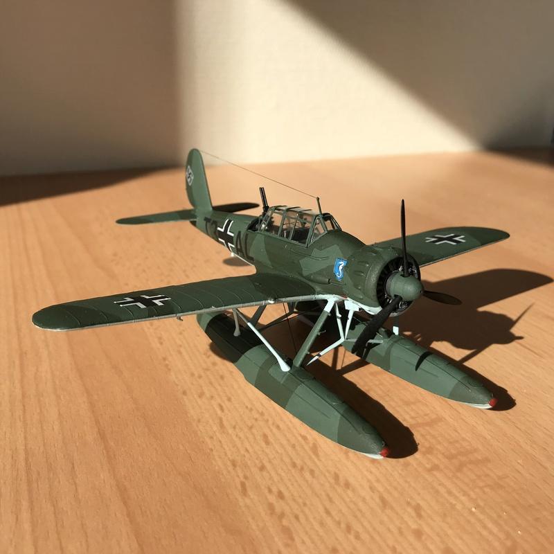 Arado AR 196 du Scharnhorst Img_4110