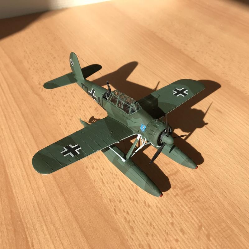 Arado AR 196 du Scharnhorst Img_4111