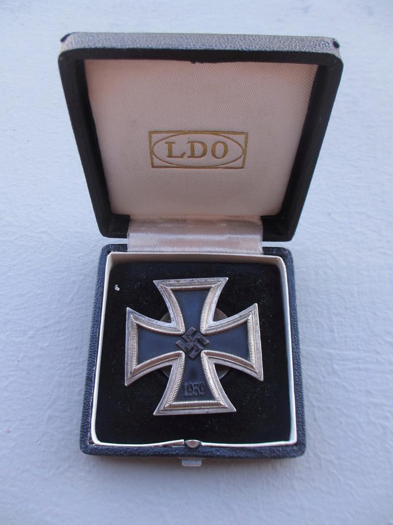 Ecrins pour Croix de Fer de 1ère Classe (EK1) 1914, 1939 et 1957 Img_6426