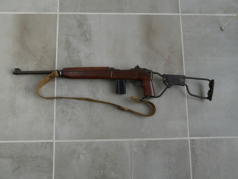 Carabine USM1 A1 excellent état P1000115