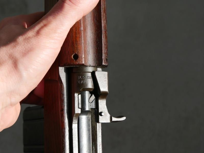 Carabine USM1 A1 excellent état P1000119