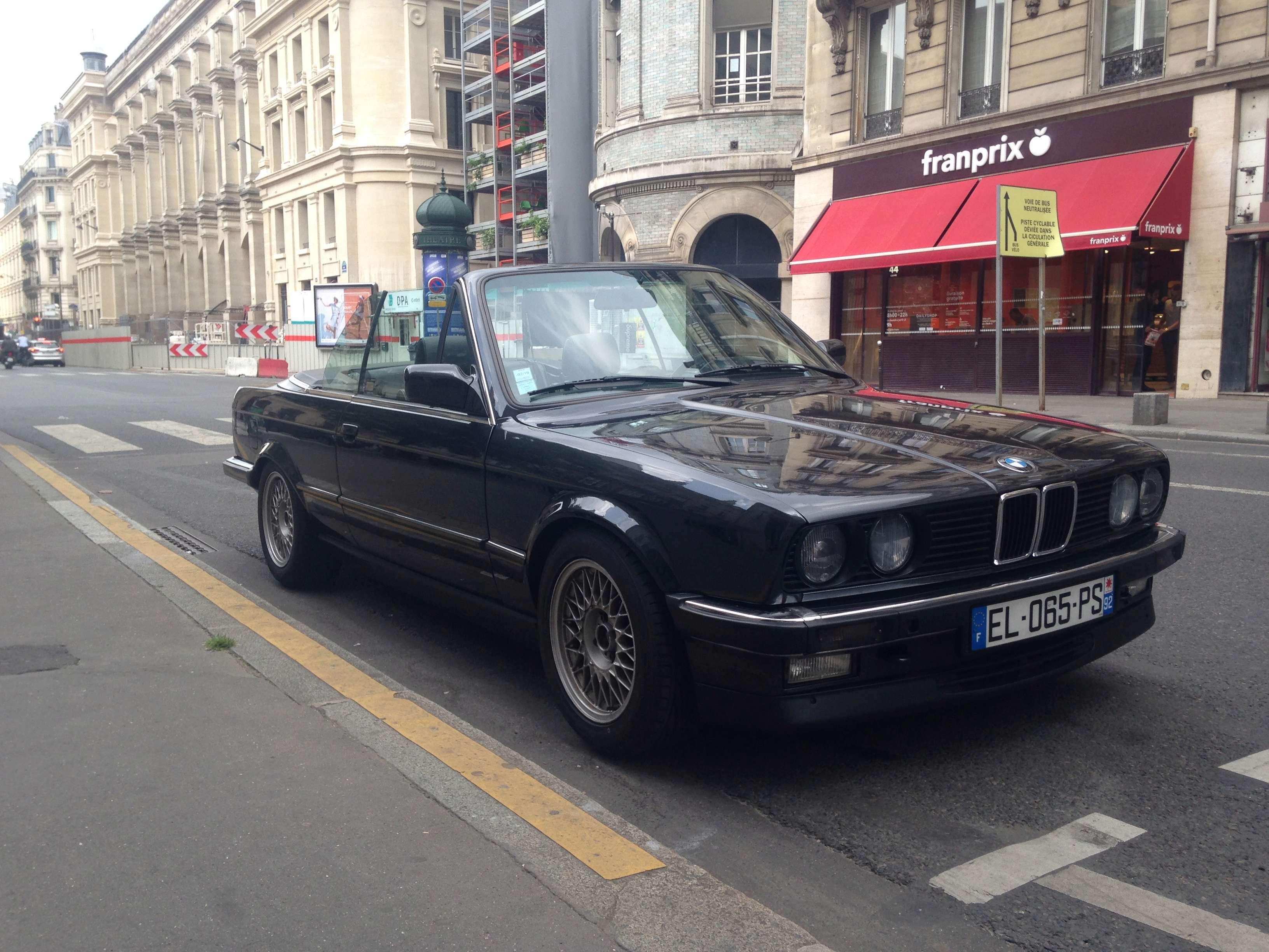 Vue rue du Louvres ce jour Img_7411