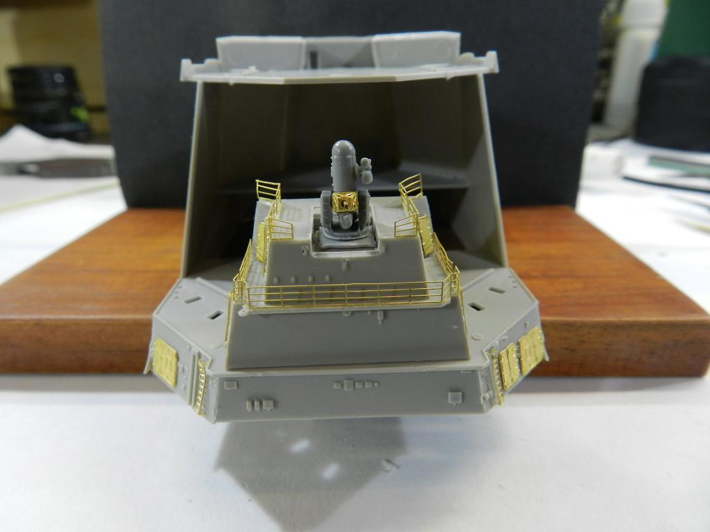 JMSDF DDG-177 ATAGO Trumpeter 1/350 Dscn2521