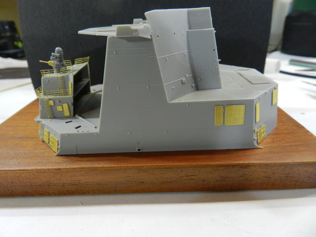 JMSDF DDG-177 ATAGO Trumpeter 1/350 Dscn2522