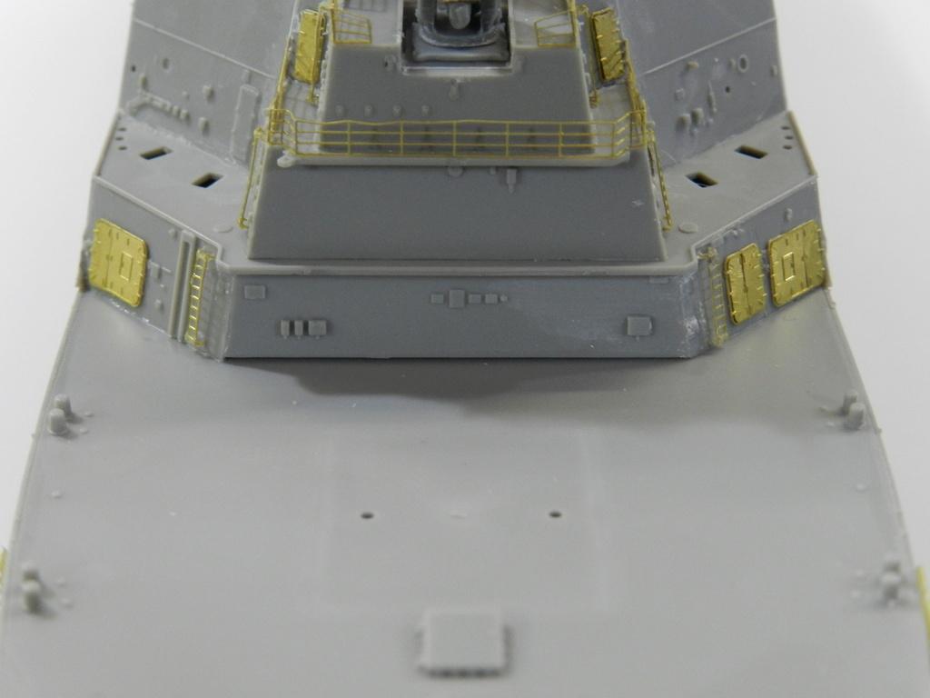 JMSDF DDG-177 ATAGO Trumpeter 1/350 Dscn2530