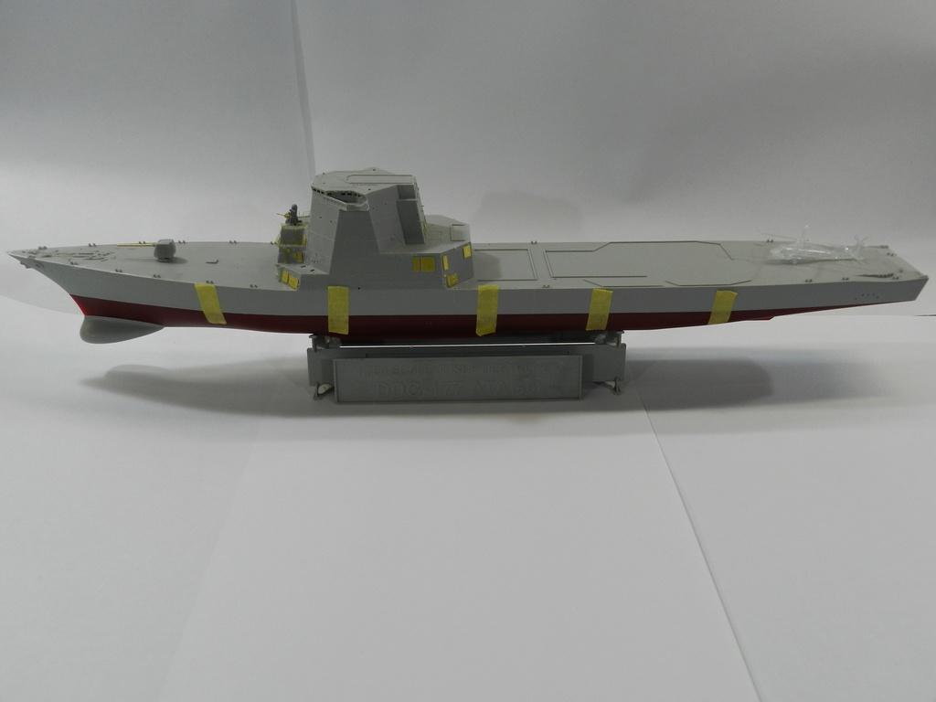 JMSDF DDG-177 ATAGO Trumpeter 1/350 Dscn2532