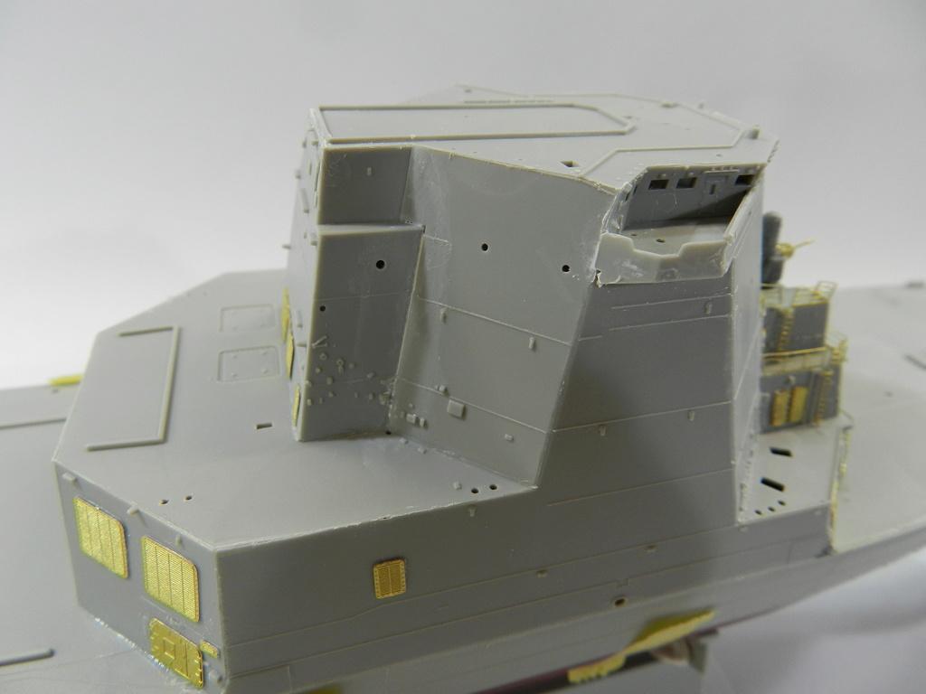 JMSDF DDG-177 ATAGO Trumpeter 1/350 Dscn2537