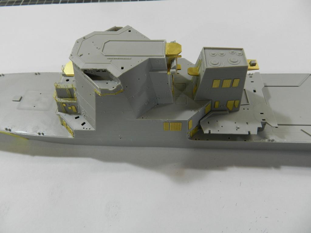 JMSDF DDG-177 ATAGO Trumpeter 1/350 Dscn2543