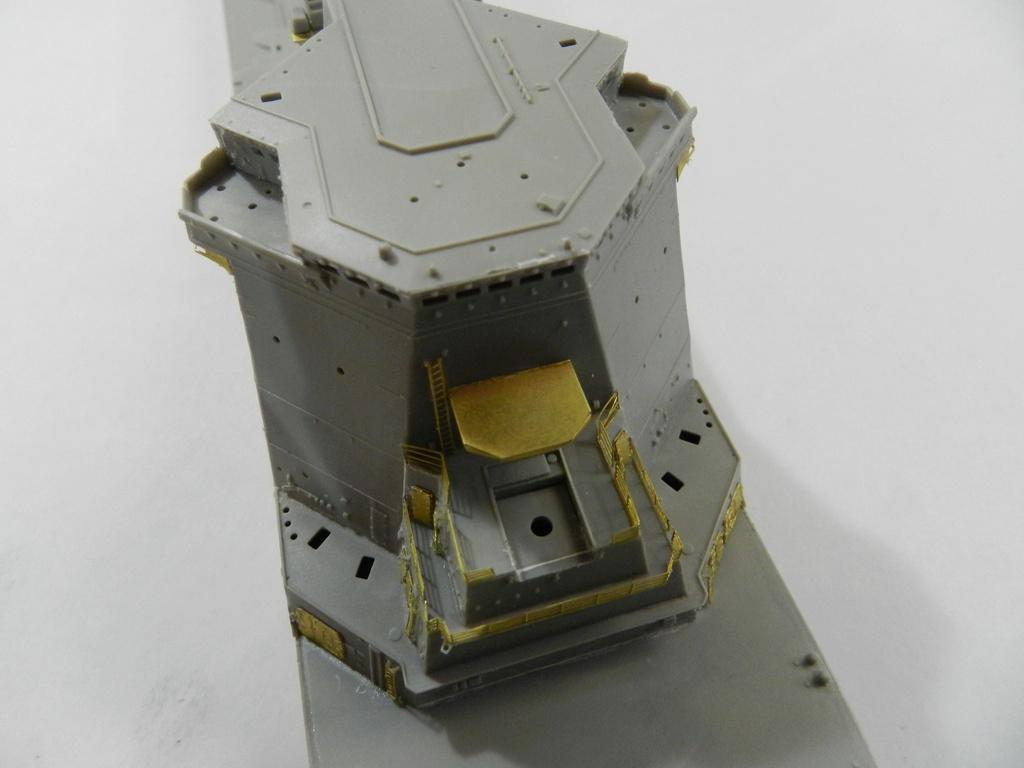 JMSDF DDG-177 ATAGO Trumpeter 1/350 Dscn2545