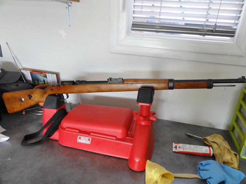 comment améliorer la détente d'une Mauser DSM34 ? Fusil_10