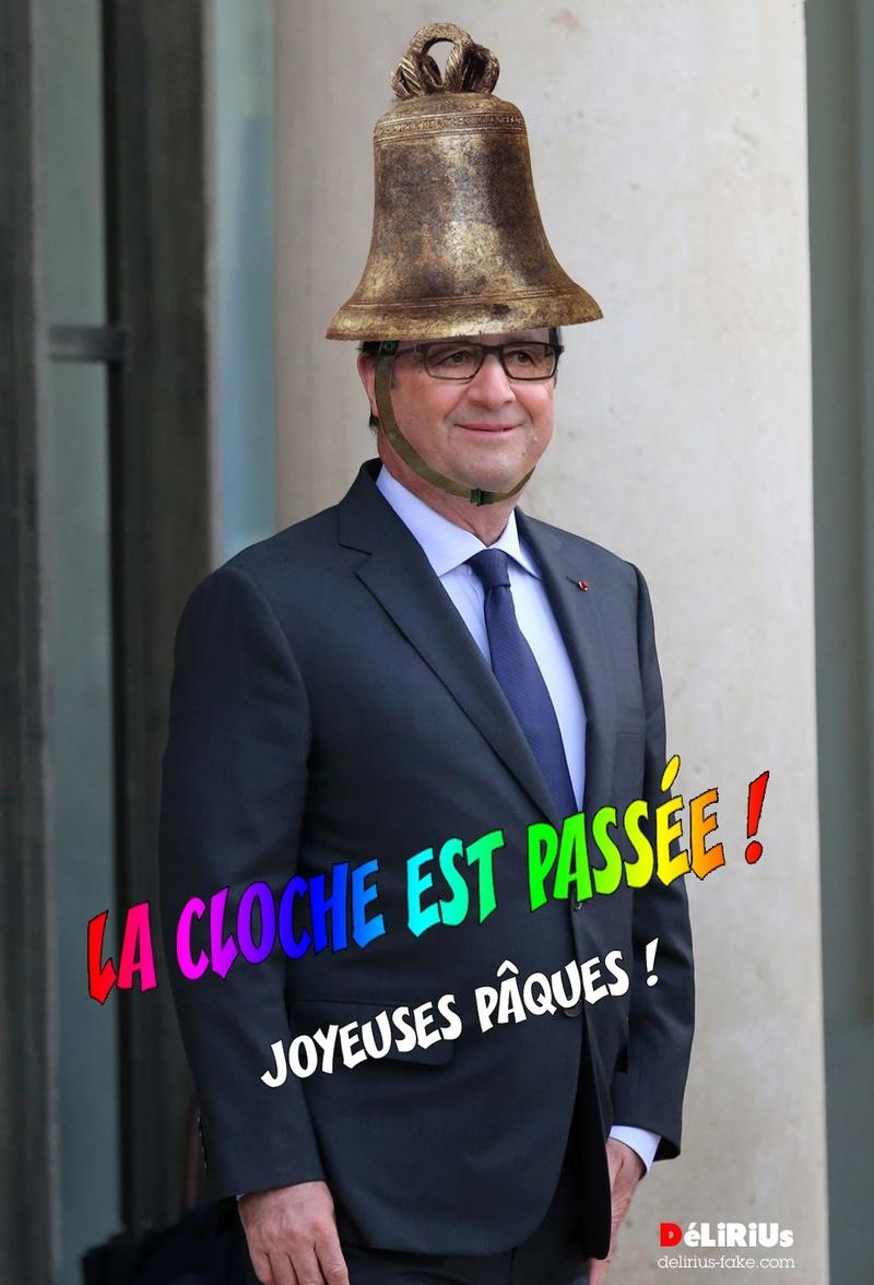 """Une mauvaise blague, Hollande prix """"l'homme de l'année"""" c'est pour lundi Hollan11"""
