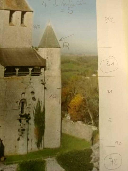 Aédes Ars.... La Tour CESAR de  PROVINS - Page 2 1014