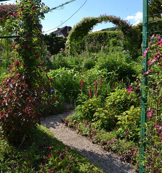 Giverny : des couleurs, des senteurs, des fleurs ! 1216