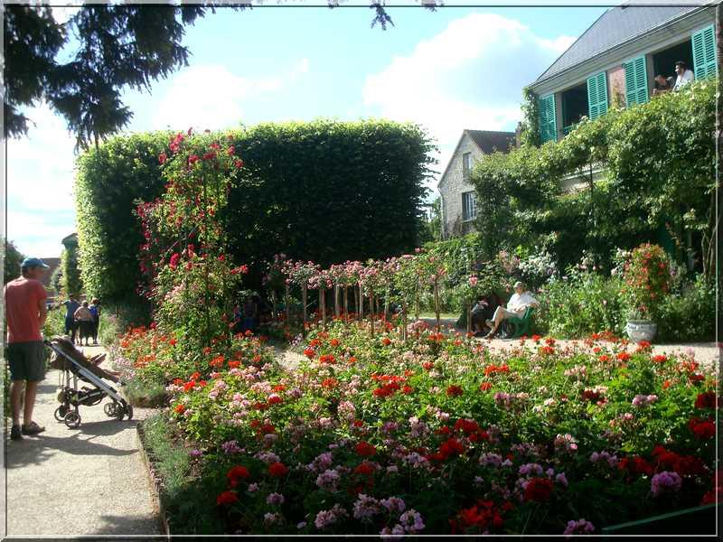 Giverny : des couleurs, des senteurs, des fleurs ! 1317
