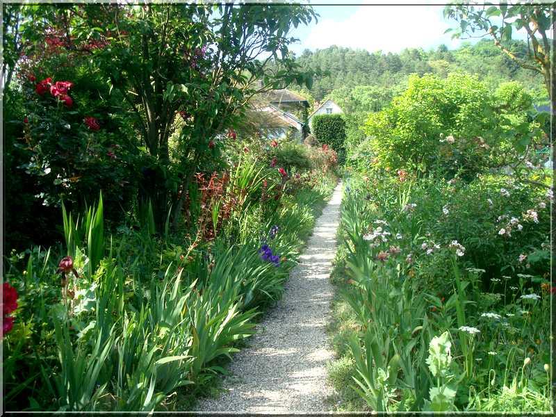 Giverny : des couleurs, des senteurs, des fleurs ! 1415