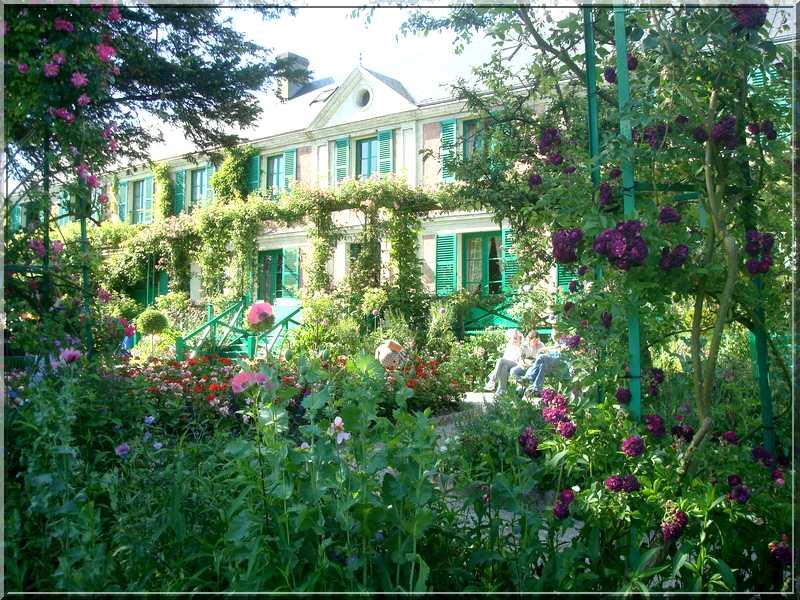 Giverny : des couleurs, des senteurs, des fleurs ! 1514