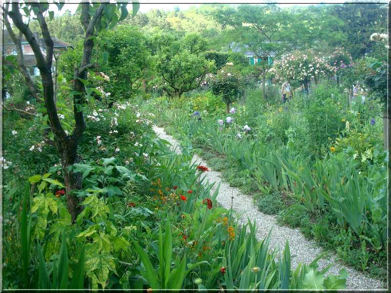 Giverny : des couleurs, des senteurs, des fleurs ! 2112