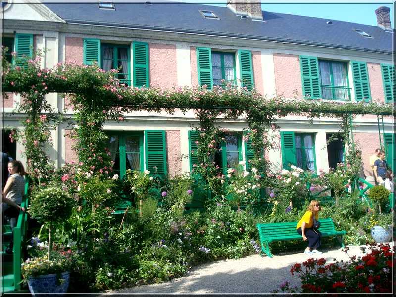 Giverny : des couleurs, des senteurs, des fleurs ! 228