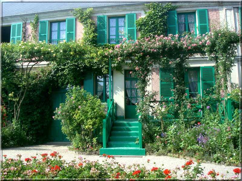 Giverny : des couleurs, des senteurs, des fleurs ! 323