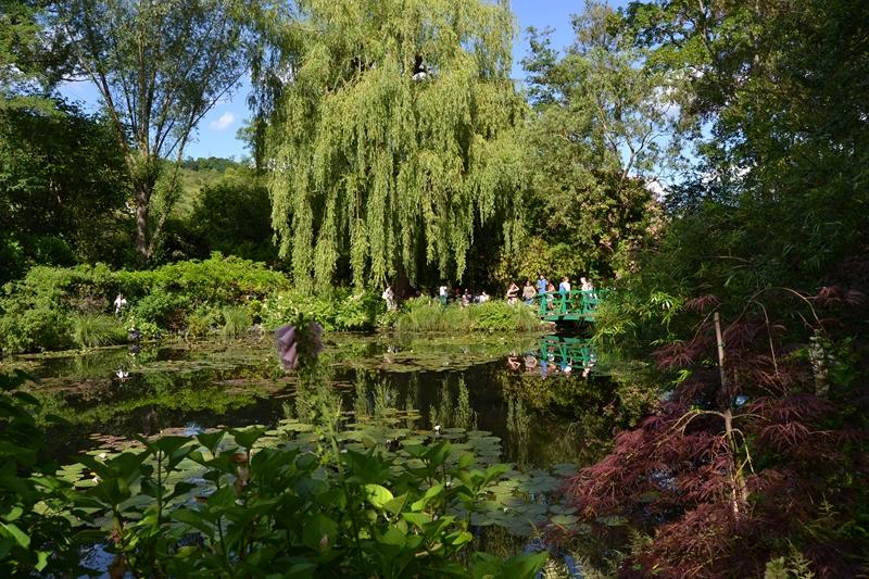 "Le ""Jardin d'Eau"" second jardin de Claude Monet 4511"
