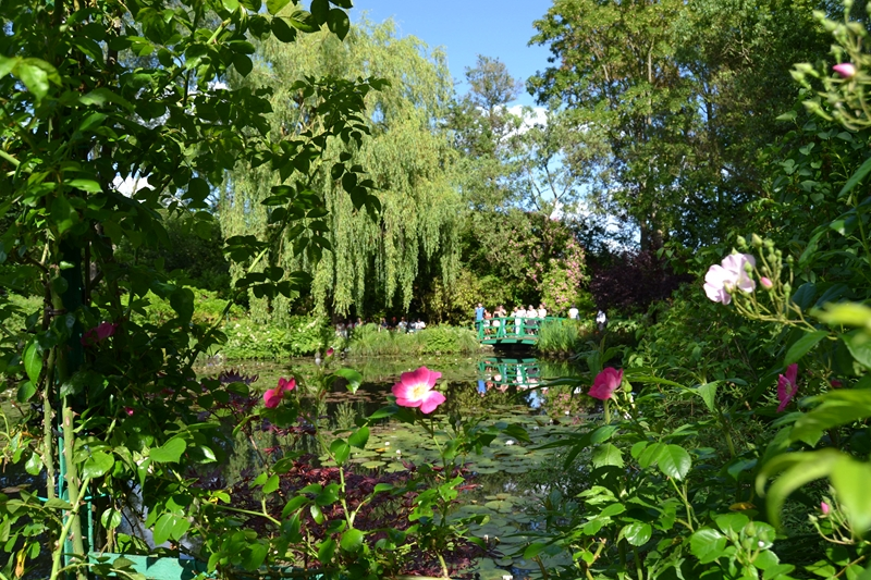 "Le ""Jardin d'Eau"" second jardin de Claude Monet 4711"
